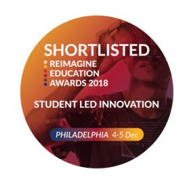 Recognized by Wharton UPenn and UPenn Graduate School of Education: Reimagine Education