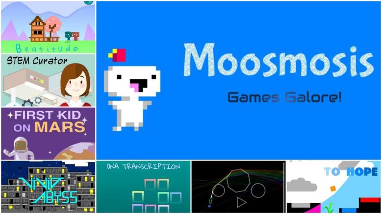 Moosmosis: Educational Games, Animations, and Simulations