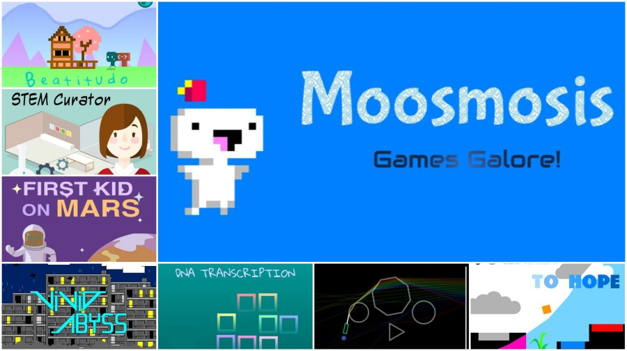 Moosmosis: Educational Games, Animations, and Simulations
