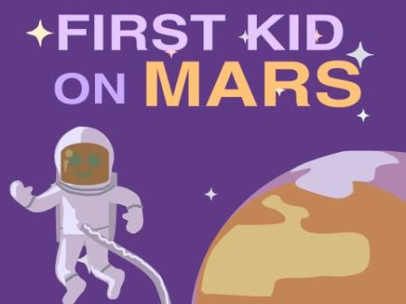 First Kid on Mars Game