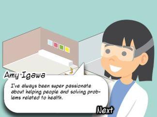 Moosmosis: Women in STEM Game