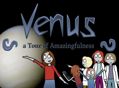 Venus: A Tour of Amazingfulness