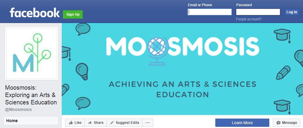 Moosmosis Facebook Community